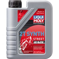 Liqui Moly - Carburation - Huile 2 Temps - Synthetic - 1 Litre